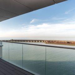 Апартаменты The Boardwalk Apartments балкон
