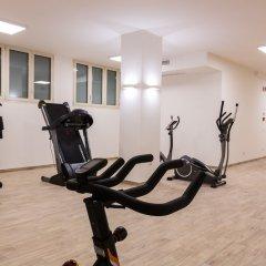 Отель Residence Perla Verde фитнесс-зал фото 2