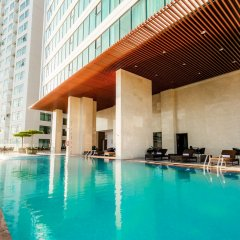 Muong Thanh Luxury Vien Trieu Hotel Нячанг бассейн