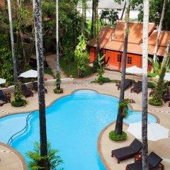 Отель Royal Phawadee Village Патонг бассейн фото 3
