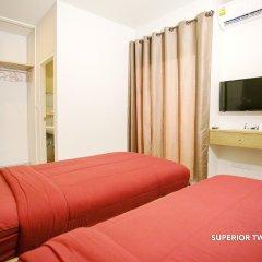 Отель D-Well Residence Don Muang Бангкок удобства в номере