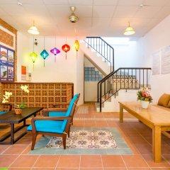 Отель An Bang Gold Coast Villa интерьер отеля