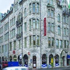 Отель Thon Hotel Nidaros Норвегия, Тронхейм - отзывы, цены и фото номеров - забронировать отель Thon Hotel Nidaros онлайн вид на фасад