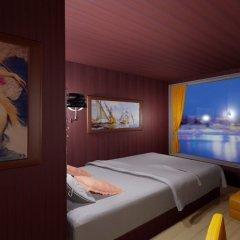 Отель Compass River City Boatel комната для гостей фото 3
