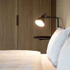 Placid Hotel Design & Lifestyle Zurich сейф в номере