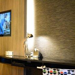 Отель Trinity Silom Hotel Таиланд, Бангкок - 2 отзыва об отеле, цены и фото номеров - забронировать отель Trinity Silom Hotel онлайн интерьер отеля фото 3
