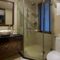 Отель Ha Noi Apple Hotel Вьетнам, Ханой - отзывы, цены и фото номеров - забронировать отель Ha Noi Apple Hotel онлайн ванная