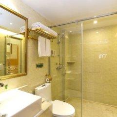 Отель Vienna Hotel Zhongshan Bus Station Китай, Чжуншань - отзывы, цены и фото номеров - забронировать отель Vienna Hotel Zhongshan Bus Station онлайн ванная фото 2