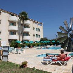Отель Aparthotel Mandalena Кипр, Протарас - 4 отзыва об отеле, цены и фото номеров - забронировать отель Aparthotel Mandalena онлайн пляж