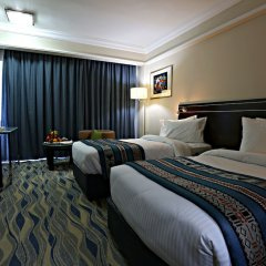 MENA Tyche Hotel Amman комната для гостей фото 4