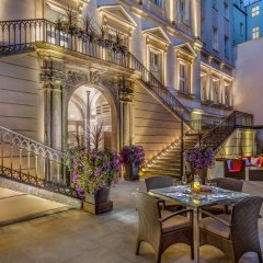 Отель The Grand Mark Prague вид на фасад фото 3