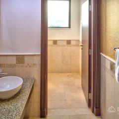 Отель Dream Inn Dubai - Royal Palm Beach Villa ОАЭ, Дубай - отзывы, цены и фото номеров - забронировать отель Dream Inn Dubai - Royal Palm Beach Villa онлайн ванная