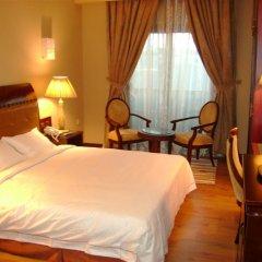 Отель Tulip Inn Sharjah ОАЭ, Шарджа - 9 отзывов об отеле, цены и фото номеров - забронировать отель Tulip Inn Sharjah онлайн комната для гостей фото 3