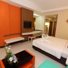 Camelot Hotel Pattaya Паттайя комната для гостей
