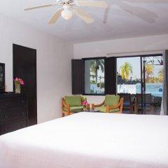 Отель Raintrees Villa Vera Puerto Vallarta комната для гостей фото 3