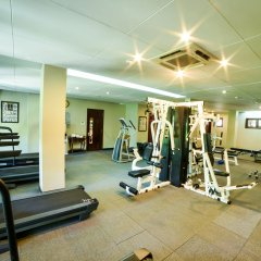 Отель Palm Garden Beach Resort And Spa Хойан фитнесс-зал фото 2
