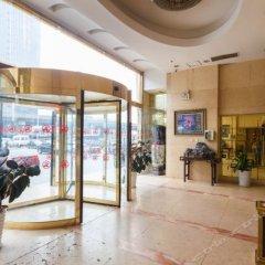 Suzhou Jinlong Huating Business Hotel интерьер отеля фото 3