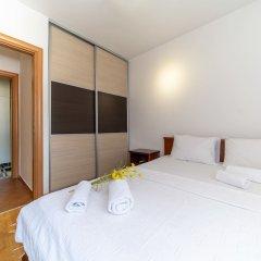 Отель SMS Apartments Черногория, Будва - отзывы, цены и фото номеров - забронировать отель SMS Apartments онлайн комната для гостей фото 2