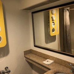 Отель Motel 6 Washington D.C. США, Вашингтон - отзывы, цены и фото номеров - забронировать отель Motel 6 Washington D.C. онлайн ванная