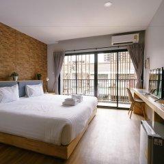 Отель Nest By Sa-ngob Бангкок комната для гостей фото 2