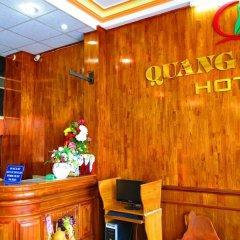 Отель Quang Vinh 2 Hotel Вьетнам, Нячанг - отзывы, цены и фото номеров - забронировать отель Quang Vinh 2 Hotel онлайн интерьер отеля