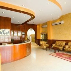 Отель Burj Al Diyar Hotel Apartments ОАЭ, Шарджа - отзывы, цены и фото номеров - забронировать отель Burj Al Diyar Hotel Apartments онлайн интерьер отеля фото 3