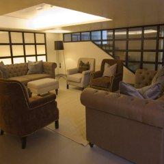 Thee Bangkok Hotel комната для гостей