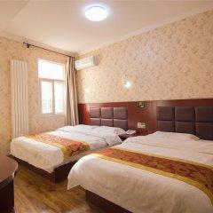 Отель Xinhang Business Hotel Xi'an Китай, Сяньян - отзывы, цены и фото номеров - забронировать отель Xinhang Business Hotel Xi'an онлайн комната для гостей фото 4