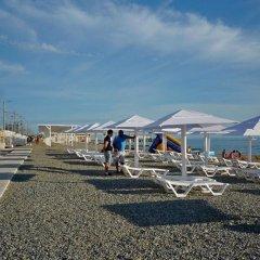 Гостиница Малахит пляж фото 2