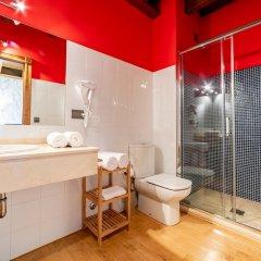 Отель El Pandal ванная фото 2