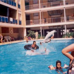 Отель Apartaments Costa d'Or фитнесс-зал