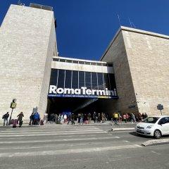 Отель Washington Resi Рим городской автобус