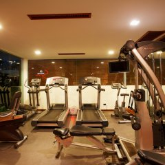 Отель La Flora Resort Patong фитнесс-зал фото 2