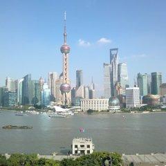 Отель Sofitel Shanghai Hyland Китай, Шанхай - отзывы, цены и фото номеров - забронировать отель Sofitel Shanghai Hyland онлайн приотельная территория фото 2