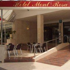 Отель Mont-Rosa питание фото 3