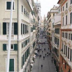 Отель San Giorgio Rooms Генуя балкон