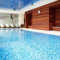 Отель DoubleTree by Hilton Hotel Lodz Польша, Лодзь - 1 отзыв об отеле, цены и фото номеров - забронировать отель DoubleTree by Hilton Hotel Lodz онлайн бассейн
