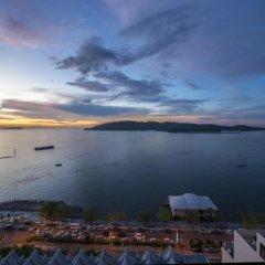 Отель Hyatt Regency Kinabalu Малайзия, Кота-Кинабалу - отзывы, цены и фото номеров - забронировать отель Hyatt Regency Kinabalu онлайн пляж