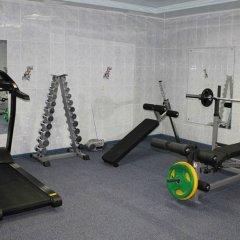 Гостиница Море фитнесс-зал фото 2