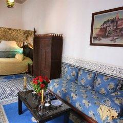 Отель Dar Al Andalous Марокко, Фес - отзывы, цены и фото номеров - забронировать отель Dar Al Andalous онлайн комната для гостей фото 4