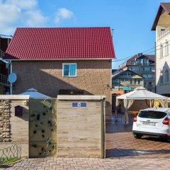 Гостиница Mishkin Dom Guest house парковка