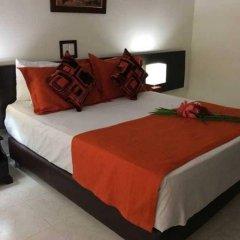 Hotel Del Llano сейф в номере