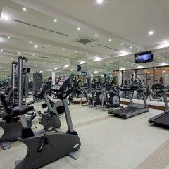 Отель Nirvana Lagoon Villas Suites & Spa фитнесс-зал фото 3