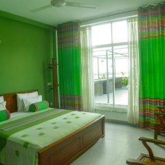 Отель Villa Baywatch Rumassala Шри-Ланка, Унаватуна - отзывы, цены и фото номеров - забронировать отель Villa Baywatch Rumassala онлайн комната для гостей фото 5