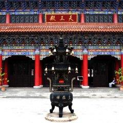 Siko Grand Hotel Suzhou Yangcheng спортивное сооружение