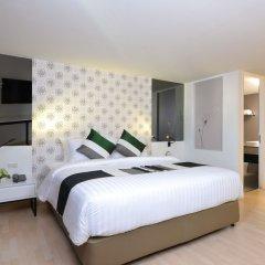 Отель Le D'Tel Hotel & Conference Таиланд, Бангкок - отзывы, цены и фото номеров - забронировать отель Le D'Tel Hotel & Conference онлайн комната для гостей