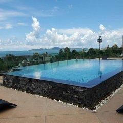 Отель Tribe Hotel Pattaya Таиланд, Чонбури - отзывы, цены и фото номеров - забронировать отель Tribe Hotel Pattaya онлайн бассейн фото 3