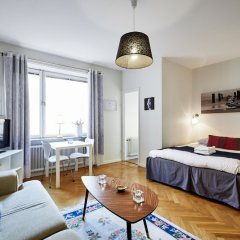 Отель City Apartments Stockholm Швеция, Стокгольм - отзывы, цены и фото номеров - забронировать отель City Apartments Stockholm онлайн фото 26