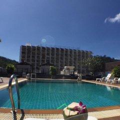 Отель Platinum Патонг бассейн фото 2