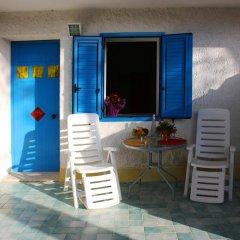 Отель B&B Residence L'isola che non c'è Фонтане-Бьянке балкон